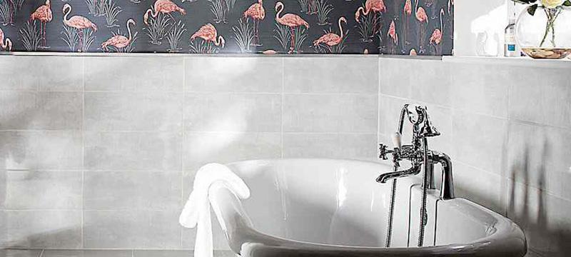 Dale nueva vida a tu baño con muy poco dinero