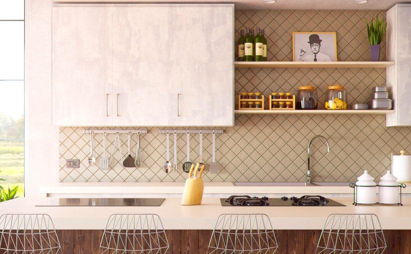 ¿Cómo decorar con mosaico para cocina?
